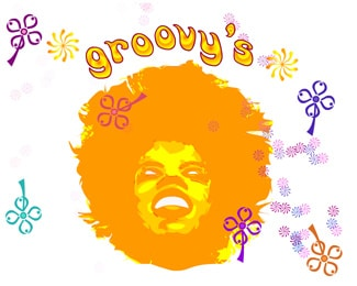 Référence création site Internet arts, spectacle, stylisme : Groovy's