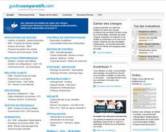 Référence création site médias, web, communication : Guides comparatifs